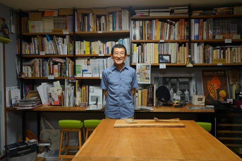 フランスのパンの日本一小さな資料室