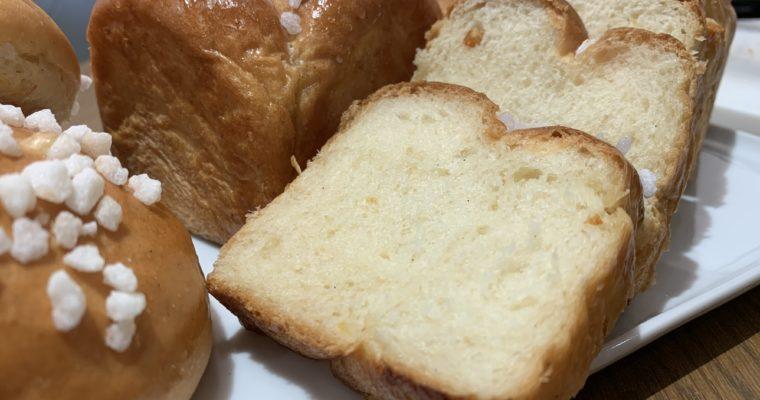 今月のクローズアップ 3 ヴィーガンのパン