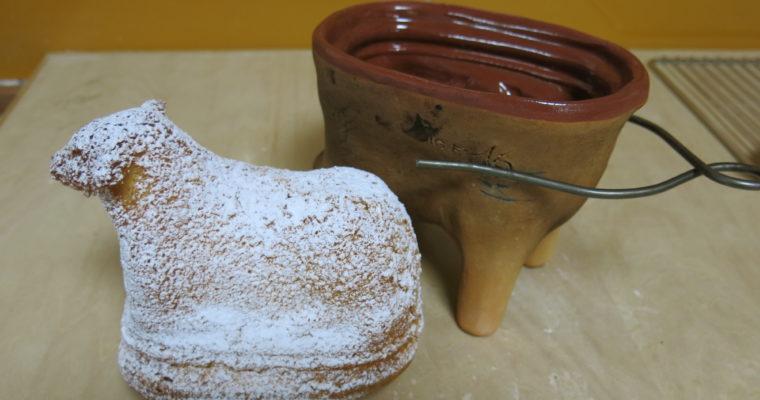 パン屋の焼き菓子 3  petits gâteaux sec de la boulangerie アニョーパスカル