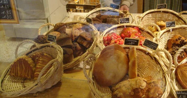 パンを楽しむ料理 8 鈴木優子 フランスパン屋研修 2