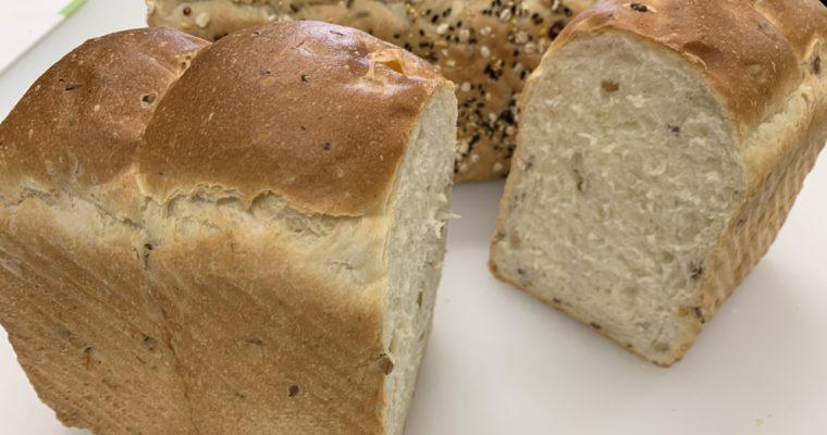 製パン新製品開発室  8 雑穀食パン 木田智也(ブーランジェリーアーブル)