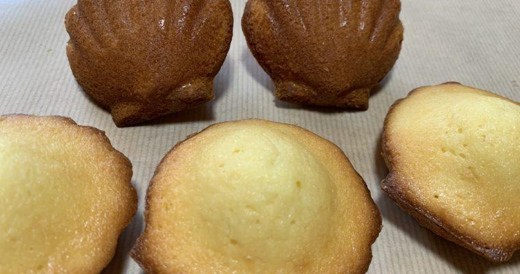 パン屋の焼き菓子 8 petits gâteaux sec de la boulangerie Madeleine マドレーヌ 奥田有香