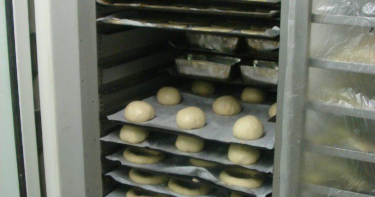 パンを楽しむ料理 9  鈴木優子  フランスパン屋研修 3