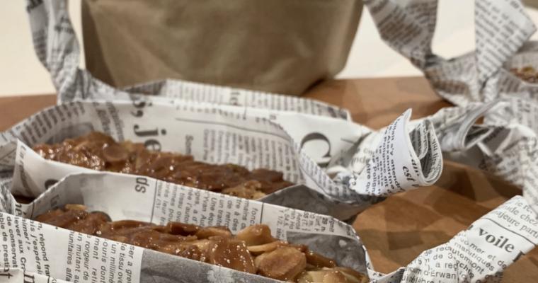 パン屋の焼き菓子 9  フロランタン 株式会社 山本忠信商店