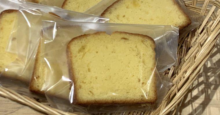 パン屋の焼き菓子  10  パウンドケーキ 山本忠信商店