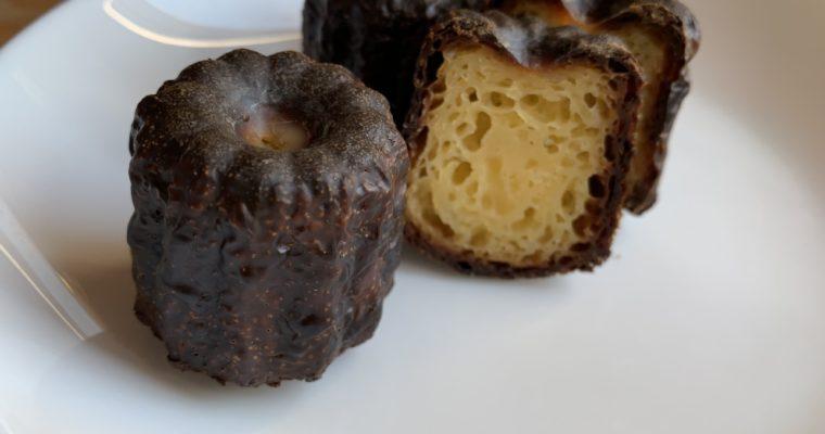 パン屋の焼き菓子 11   カヌレ
